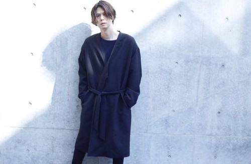 "Enharmonic TAVERN × grico speciel collaboration item ""Dress Work Gown"