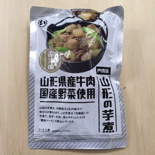 山形の芋煮 醤油味