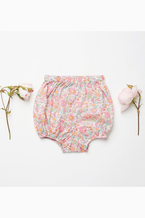 Nellie Quats Skipping Bloomers - Betsy Liberty Print
