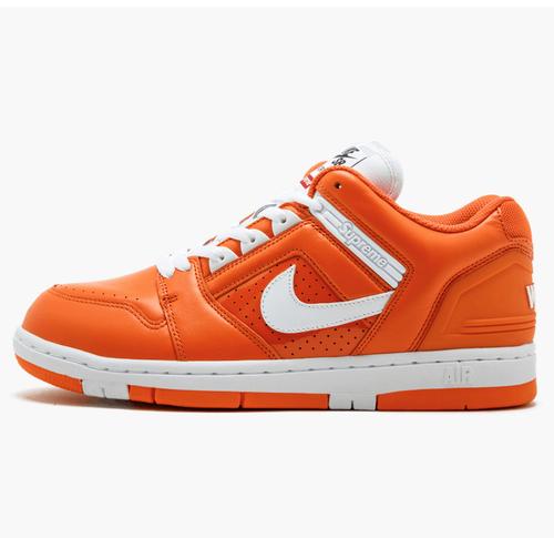 Supreme x Nike Air Force 2 Orange