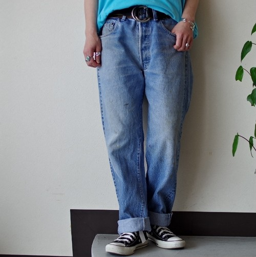 1980's Levi's 501 カンヌキ / Made in USA