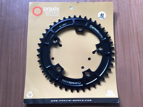 Praxisworks WideNarrow chainring