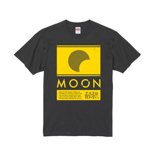 """MOON""Tシャツ(ブラック)"