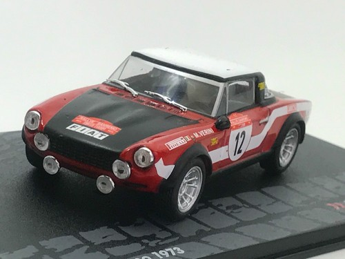 FIAT ABARTH 124 RALLY Rally Sanremo 1973【1/43】