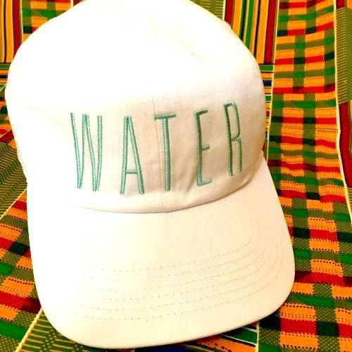 WATER CAP -Jouvert -  (White)