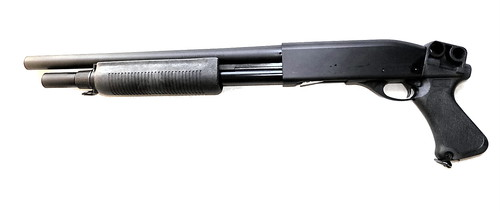 マルゼン M870 GV+1  ガスショットガン