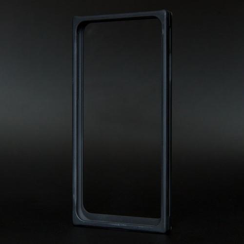iPhone7/8ジュラルミンケース マッドブラック