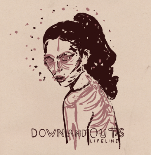 down and outs / lifeline cd