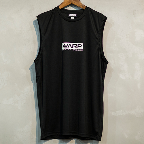 Warp Design Works Logo No sleeve shirt