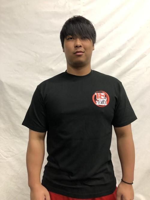 ZERO1ロゴTシャッ 2019春モデル【黒】