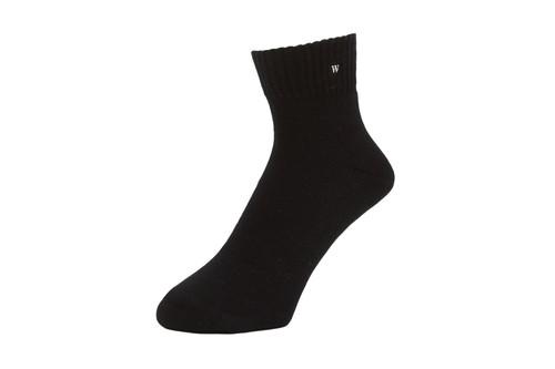 WHIMSY / VERSE SOCKS -BLACK-