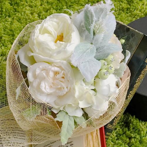 Mini Bouquet2(ホワイト)【A14】