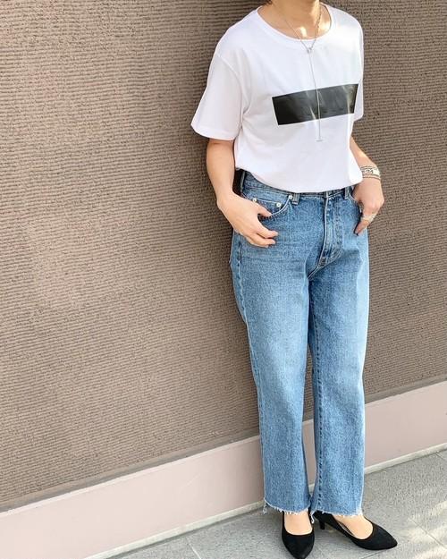 ✔︎2021ss collection  tranoiTシャツ