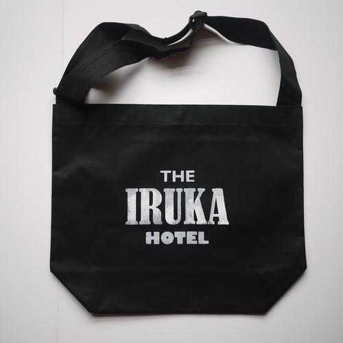 IRUKA HOTEL Messenger Bag