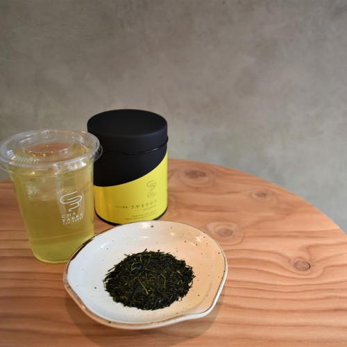 さやまかおり - かぶせ煎茶 - 茶缶30g/5個ティーバッグ