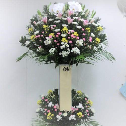 供花スタンド(C-20/色入り/2段)