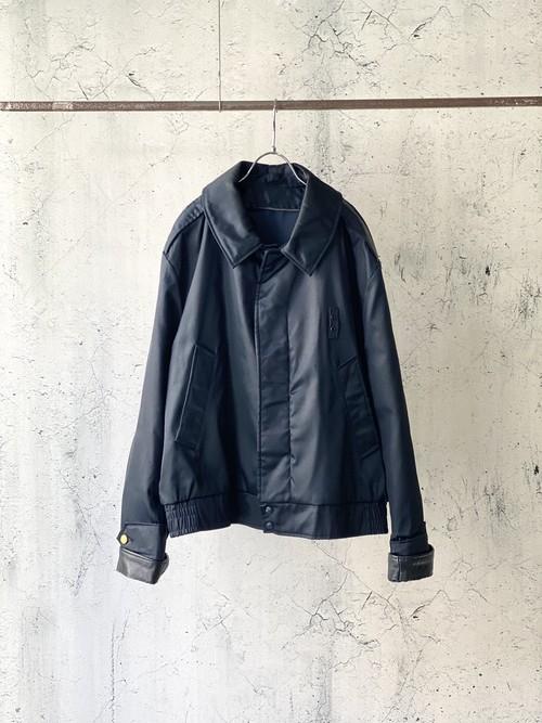 70's shiny doka jacket