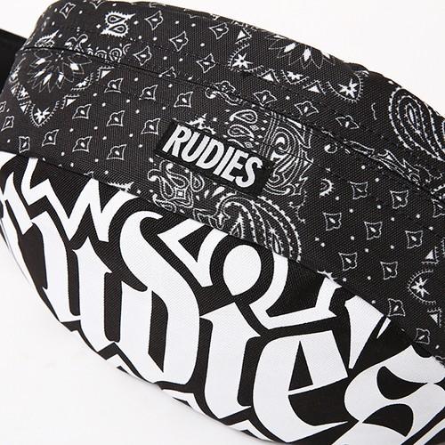"RUDIE'S / ルーディーズ |  "" SPARK WAIST BAG "" - PAISLEY"