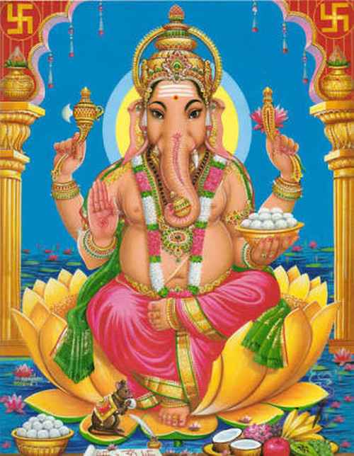 Removing Obstacles by Ganesh