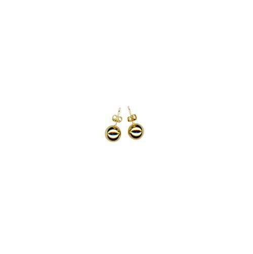 【GF2-15】gold filled ball earring