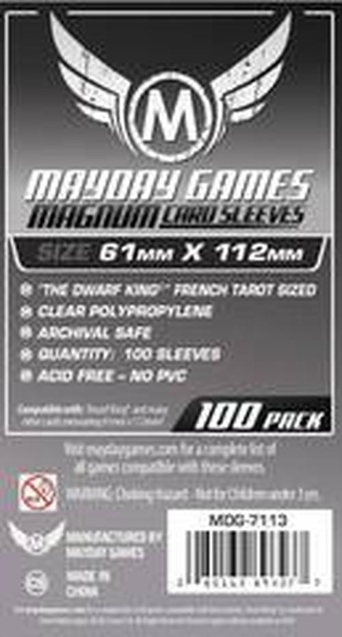 【スリーブ】タロットサイズ 61×112  / maydaygames