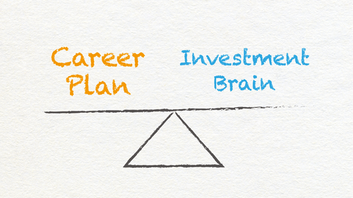 【WEB視聴版】キャリアプランと投資脳 講師:ゴヒラノリタカ