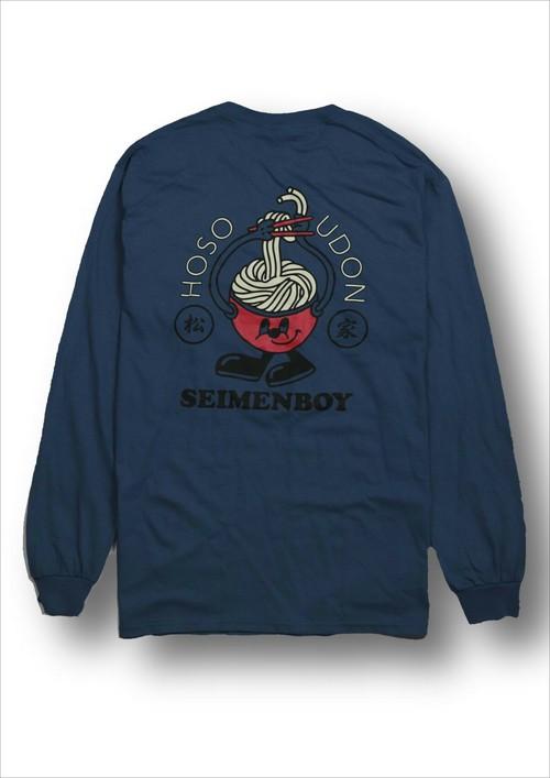 seimenboy ロングTシャツ