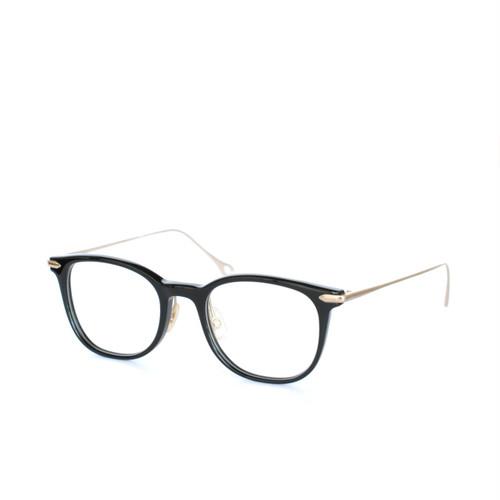 EnaLloid:エナロイド 《No.22 col.001》眼鏡 ウエリントン コンビネーション