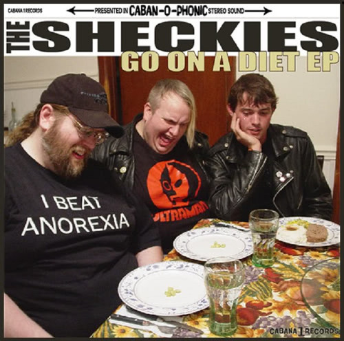 the sheckies / go on a diet cd