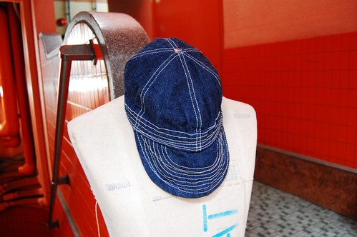 DENIM CAP M(59.5cm)