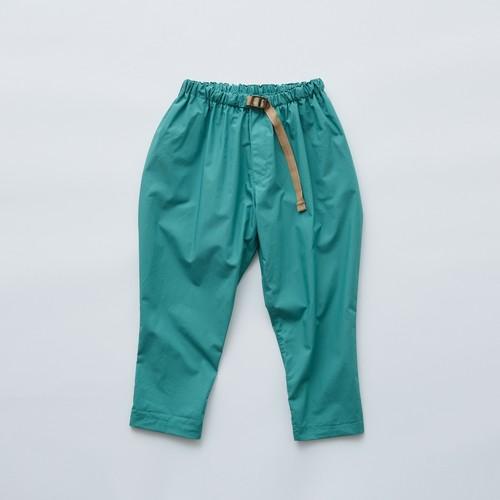 《eLfinFolk 2021SS》typwriter pants / emerald green / 140-150cm