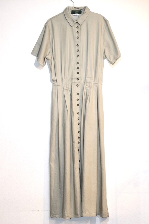 vintage one-piece dress