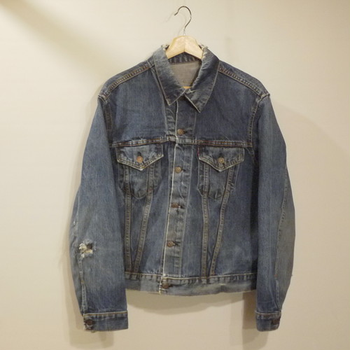 "LEVI'S 1960's 70505 Denim jacket ""BigE"" ②"