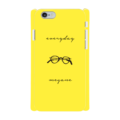 { everyday megane } ONE スマホケース iPhone6/6s