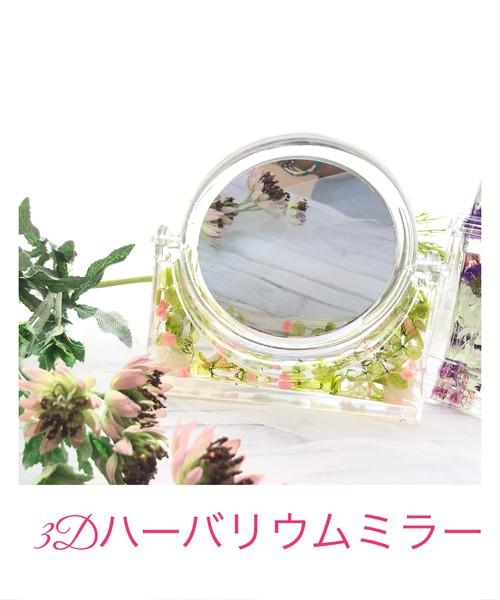 3Dハーバリウム鏡