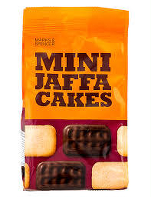 Marks and Spencer JAFFA CAKES