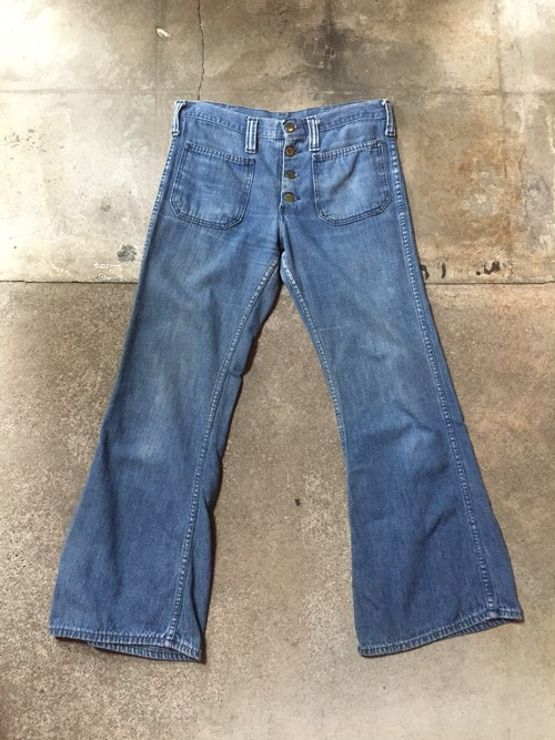 70s LEE Denim Pants
