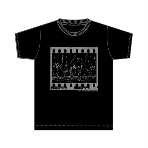 鴉『脳内カメラ』Tシャツ