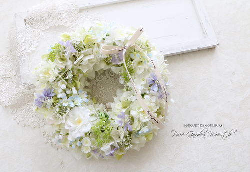 Pure Garden Wreath