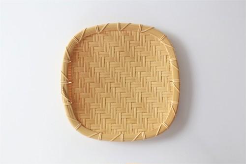 けはれ竹工房 竹製盛皿 網代