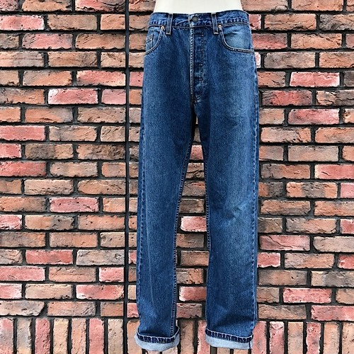 1980s_90s U.K. Levi's Jeans  #618  W34 L34 Made In England