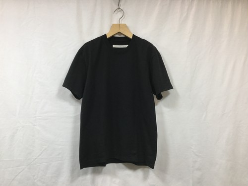 "CURLY""HELICAL SS TEE BLACK"""