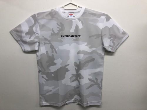 アメリカンベイプ公式Tシャツ(カモフラ:ホワイト)