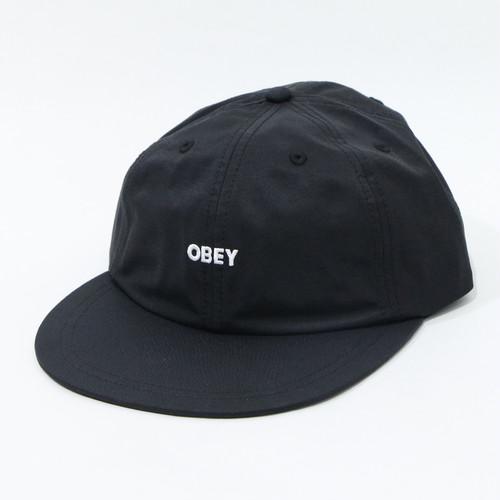 【OBEY】 WARFIELD DUCKBILL (BLACK)