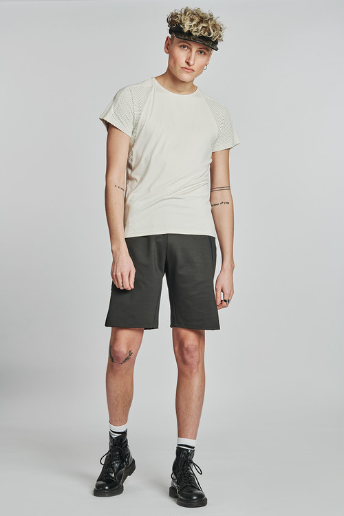 Airy Tempered Tee/Men