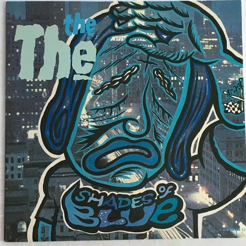 【12inch・英盤】The The / Shades Of Blue