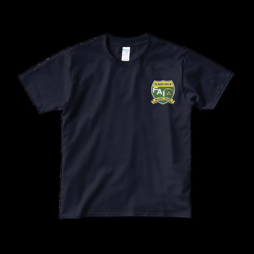 アルコイリス 紺Tシャツ