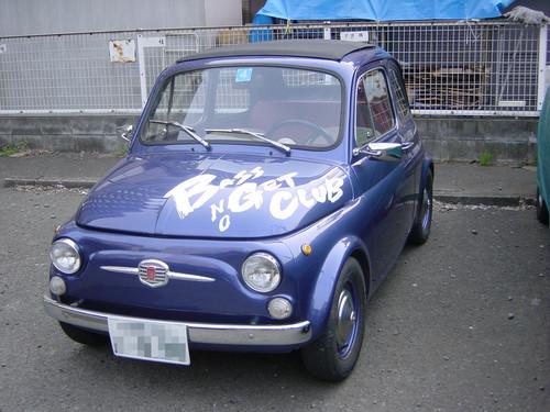 NOGETCLUB 車用ステッカー(380×808mm)
