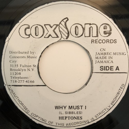 Heptones - Why Must I【7-20304】