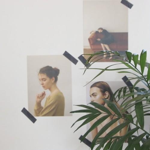 retro girls post card set / レトロ ガールズ ポストカード セット 壁 インテリア ポスター 背景 写真 韓国 北欧 雑貨